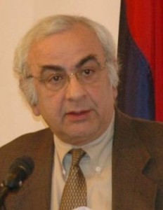 Professor Gerard Jirair Libaridian